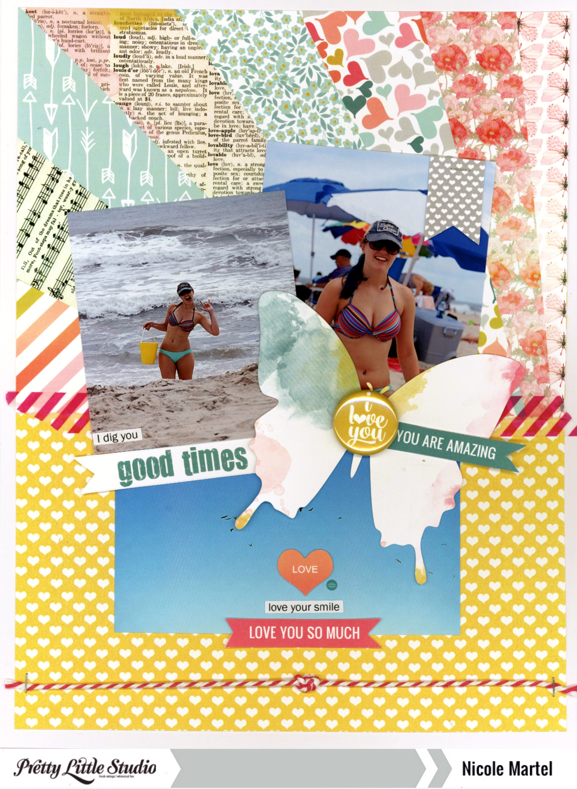 adore you_nicole martel_Pretty Little Studio_layout