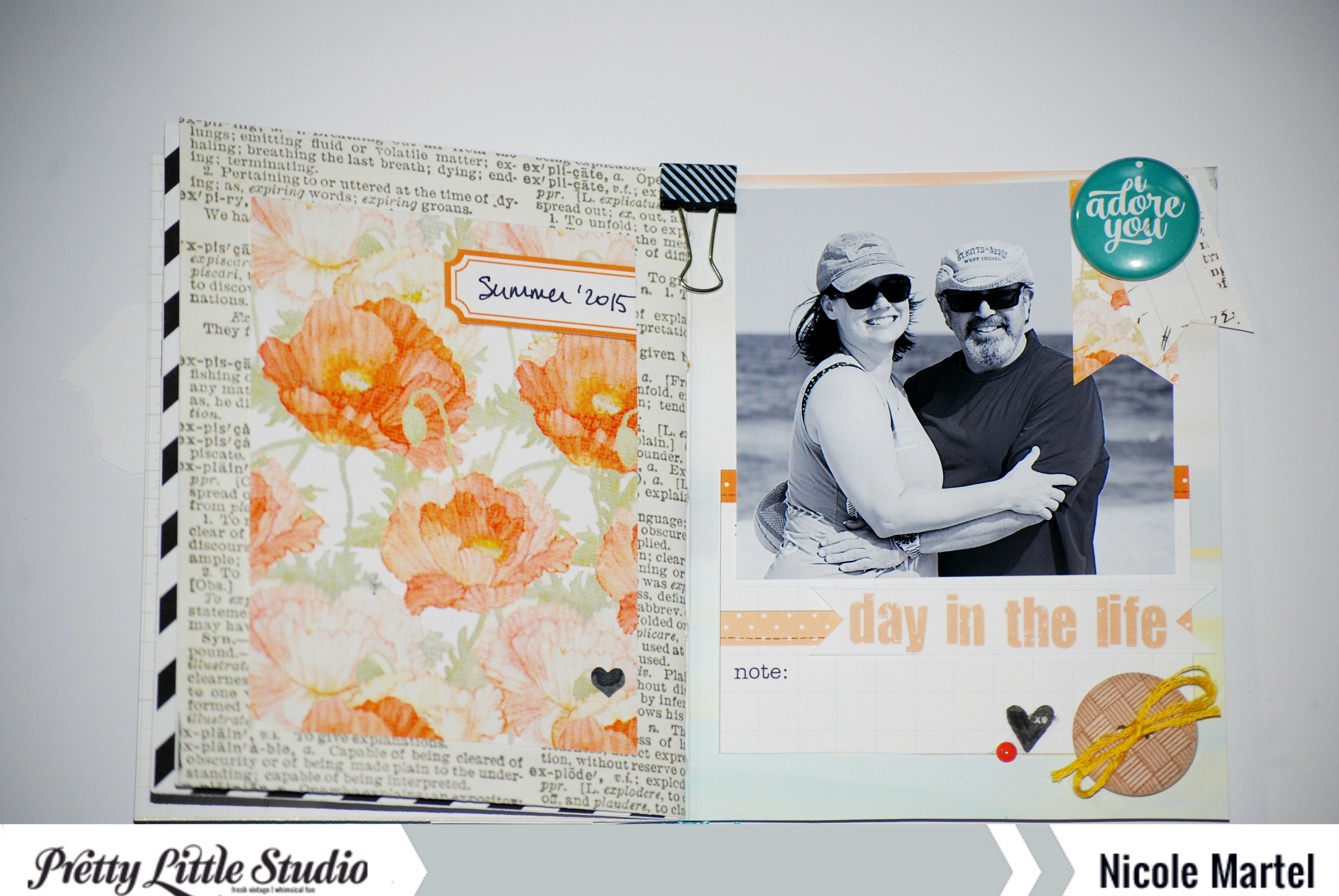 Pretty Little Studio_Mini Book_Nicole Martel_Page5