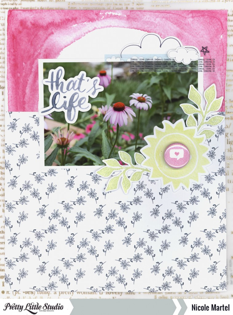 that's life_pretty little studio_Nicole Martel_layout