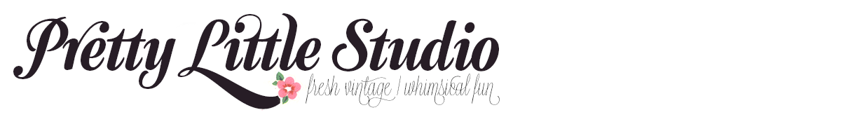 Pretty Little Studio logo